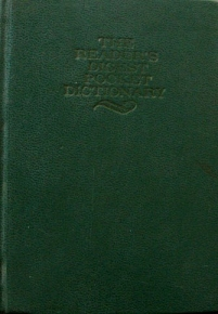 THE READER'S DIGEST POCKET DICTIONARY OF CURRENT ENGLISH (35.809Α)